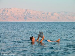 Israel is Real 2019.2: The Dead Sea
