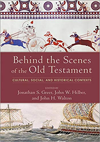 Behind the Scenes of the Old Testament: a Conversation